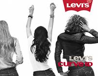 Levi's® Curve ID - online campaign 2013