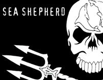 Banner and TV Spot for Sea Shepherd