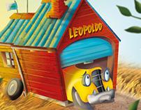 Leopoldo, a tender hearted friend - Lupo Editore
