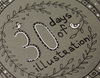 30 days of illustration