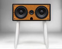 Bluetooth Speaker 300W Stereo