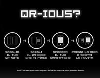 Qr-Note Agenda  [Tesi IED 2011]