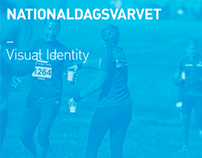 Nationaldagsvarvet // Visual Identity
