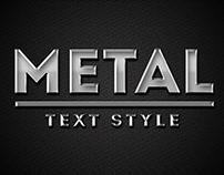 Metal Text Styles