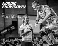 Nordic Showdown // Visual Identity