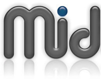 Midia Logo Design