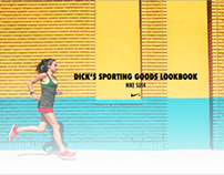 NIKE: Dick's Sporting Goods SU14 Lookbook