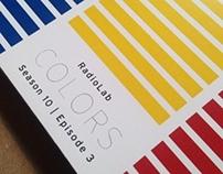 RadioLab Transcript Book - Colors
