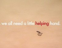 Helping Hand: Advertising