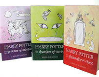 Harry Potter Special Edition Trilogy Collection