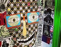 Sticker Nerds #3 || Exhibition in USA || March 2014
