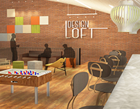 Commercial Design: Incubator Office