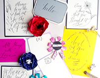 Kalo Make Art Calligraphy Workshops