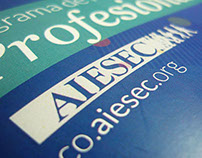 Portafolio Impreso AIESEC Colombia EIA