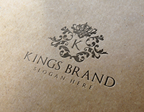 Kings Brand Logo