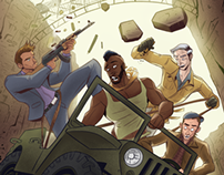 A-team Mock cover