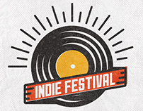 Indie Festival Poster Template