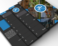 Mobile application design for dleely project