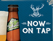 Schell's Beer Seasonal - Now On Tap