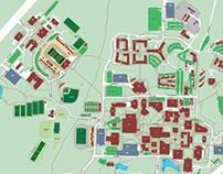 UNC Charlotte Concept Map