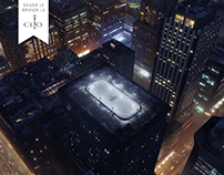 Molson Canadian | Rooftop Rink