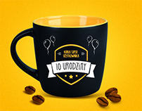 Photoblog.pl - 10 Birthday Mug