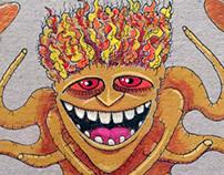 Demon Drummer