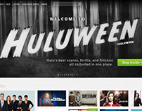 Huluween 2013 Campaign