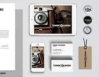Tomek Tokarski Photography Identity
