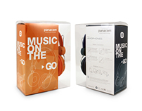 """Music on the Go"" Headphones"