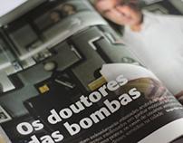 Veja São Paulo - Os doutores das bombas