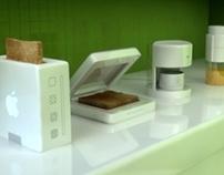 Apple's kitchen appliances