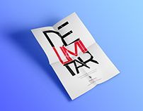Delimitar · Póster
