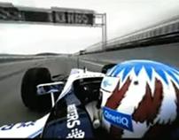 Petrobras F1 Team - TV spot