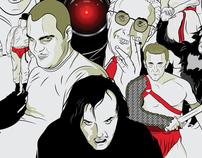 The Kubrick Stare