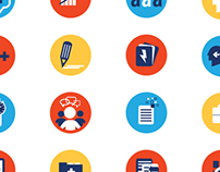 Brainfuse Icons & Website