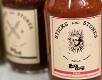 Sticks and Stones Hot Sauce