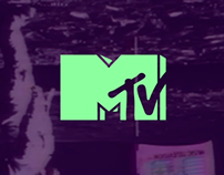 MTV – Various Short Animations