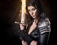 Sucker Punch: Christina on Fire