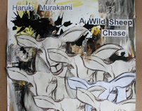 "Haruki Muracami ""A Wild Sheep Chase"""