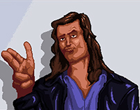 Samurai Cop : The Game (OST)