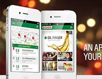 Castrol Oil Selector - mobile app