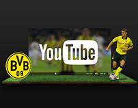 YouTube Concept | Borussia Dortmund