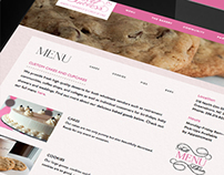 A Sweet Success Bakery Site