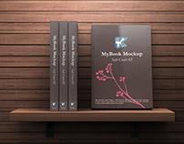 MyBook Mock-up - Soft Cover 02