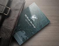 MyBook Mock-up - Soft Cover 03