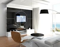 Private apartments interior design