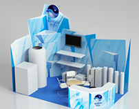 Formula Water Exhibition stand