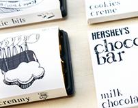 Redesign Hershey's