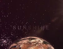 Sunshine - opening titles